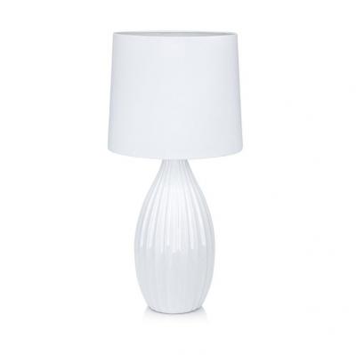 CAROLINE WHITE Lampă de masă