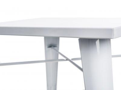 Masă LOBBI WHITE 66X66 cm