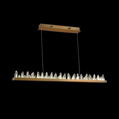 Lampă suspendată GLOSSA LINE