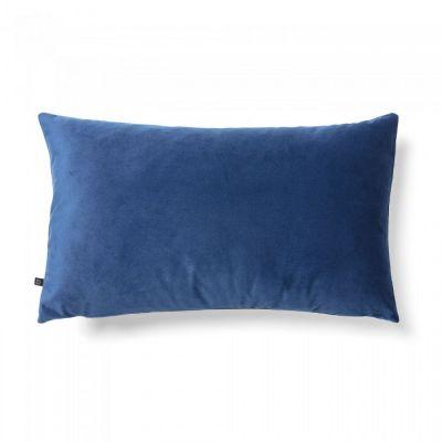 Husă pernă LOLY DARK BLUE 30 x 50 cm