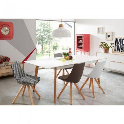 Masă extensibilă MEGAN 160(200)x90 cm