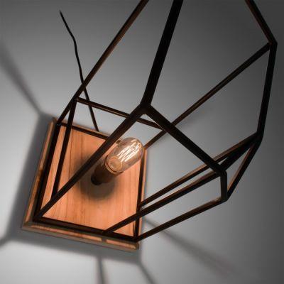 NEKA BLACK Lampă de masă
