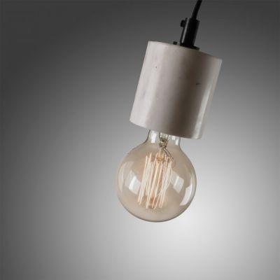 BLUNT MARBLE WHITE Lampă Suspendată