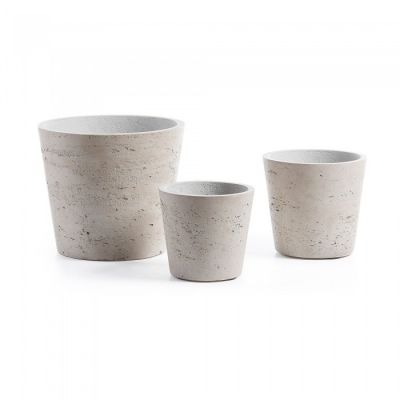 SET GHIVECE CLEMENT GREY