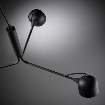 Lampă suspendată LIAN BLACK