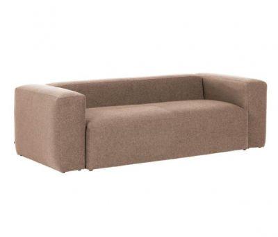 Canapea 3 locuri INKA ROZ