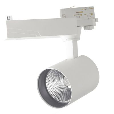Proiector pe șină LED EAGLE WHITE 10W