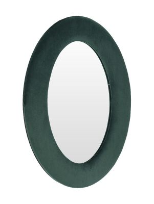 Oglindă TESI VELVET GREEN