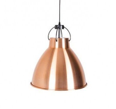 DELIVING COPPER Lampa suspendata
