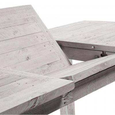 Masă extensibilă WUXI PINE 78x160(220) cm