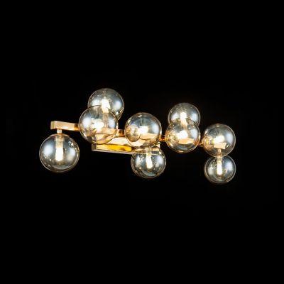 Lampă de perete BOLLA 9 GOLD