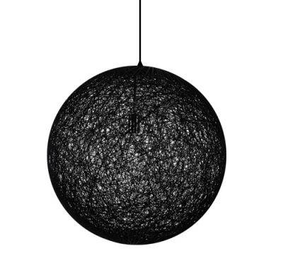 MOON BLACK  Lampă suspendată
