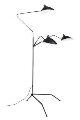 Lampă stativă RAMOS BLACK