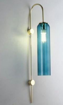 Lampă de perete LAKY BLUE