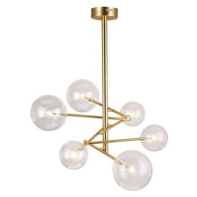 Lampă suspendată ROSS GOLD