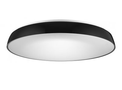 Lampa de tavan CORTONA 41 negru 3000K