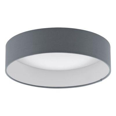 Lampă de tavan PALOMARO ANTRACIT 32 / 40 cm
