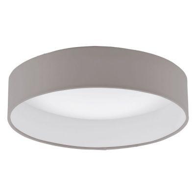 Lampă de tavan PALOMARO TAUPE 32 / 40 cm