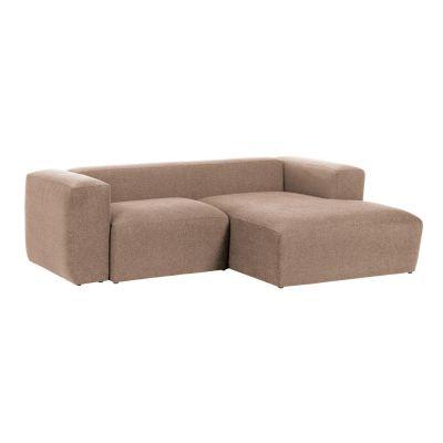 Canapea cu 2 locuri BOLORE RIGHT PINK 240 cm