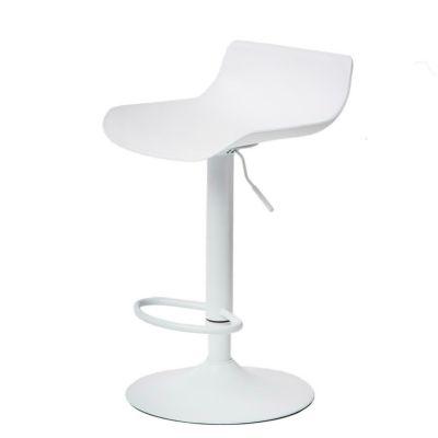 Scaun bar SIMPLY WHITE