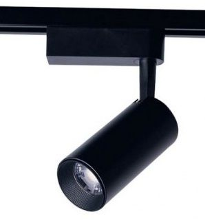 Proiector pe șină LED IRIDE 30W  BLACK