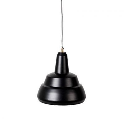 Lampă suspendată TRISTAN BLACK