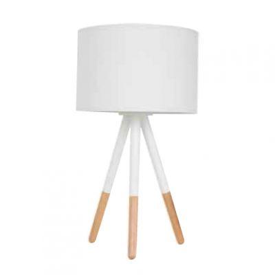 HIGHLAND WHITE Lampă de masă