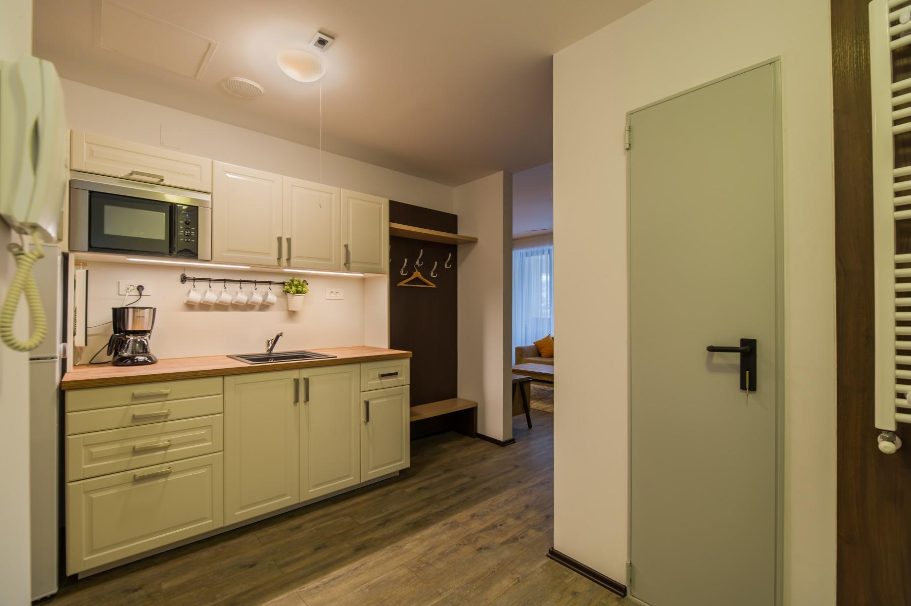 Proiecte faine: Apartament Poiana Brasov